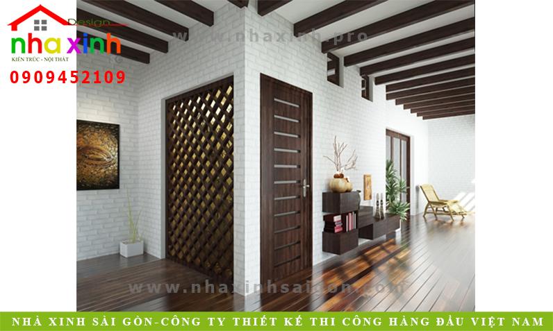 Thiết Kế Nhà Đẹp Theo Phong Cách Việt | NT-NX030