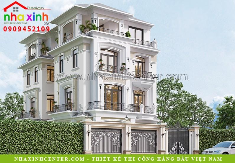 Biệt Thự Cổ Điển 1 Trệt 2 Lầu Mái Ngói | Bác Lai | Quận 2 | | BT-138