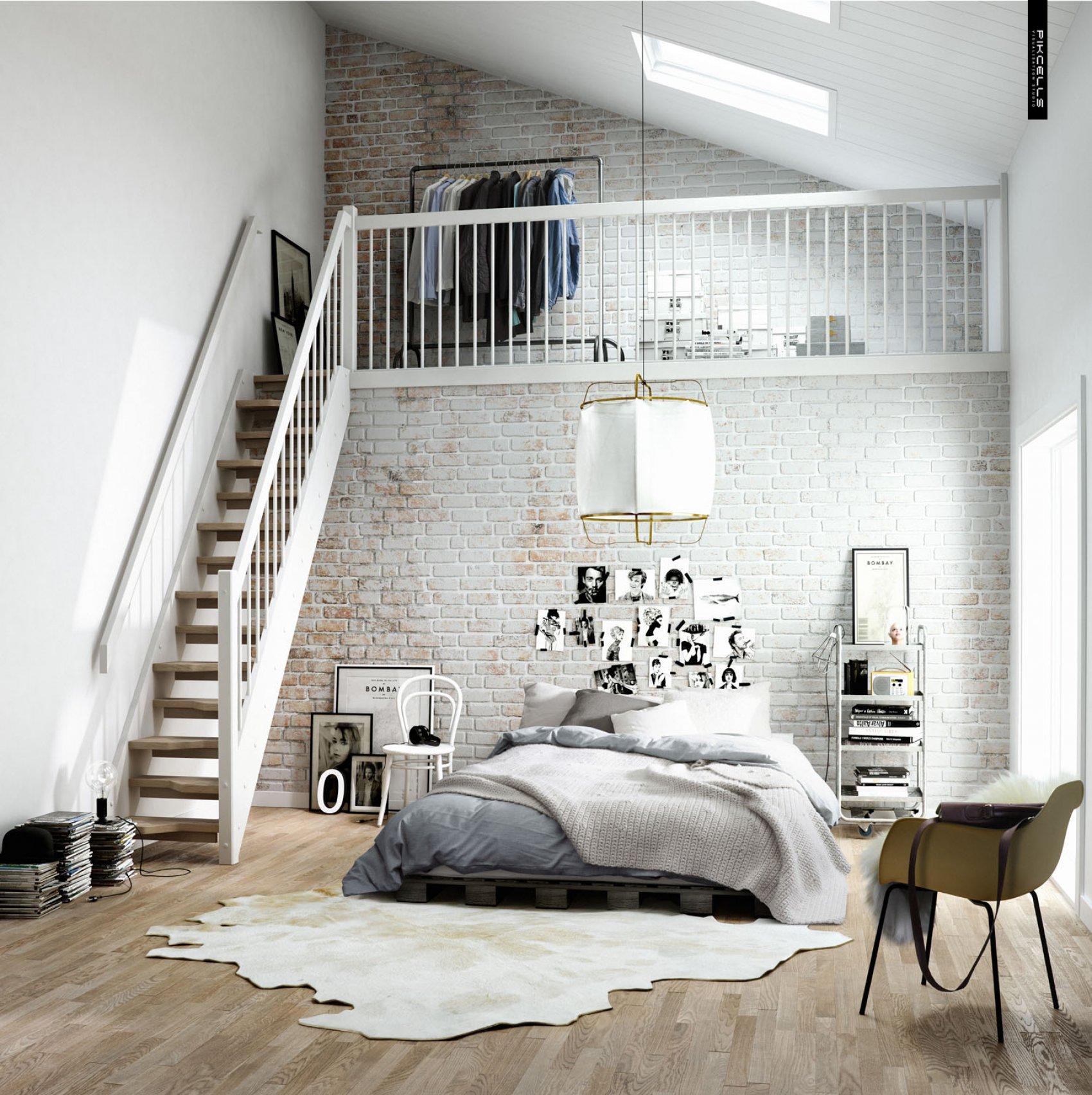 Thiết kế căn nhà phong cách Scandinavian ấn tượng