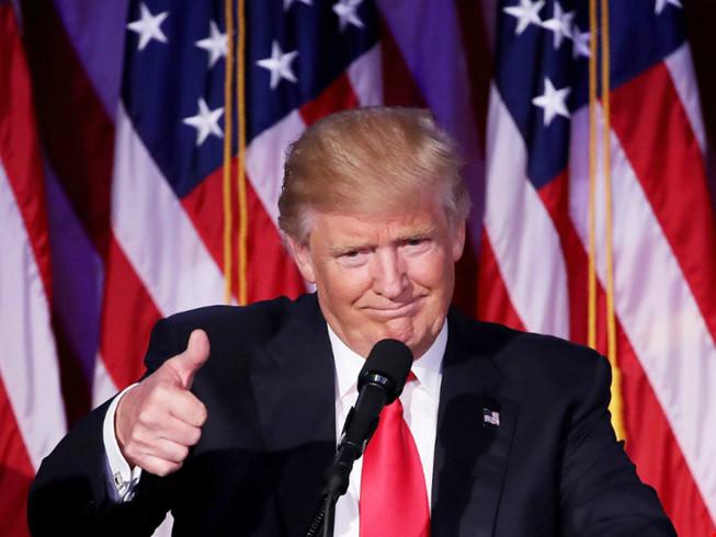 Ông Trump Tuyên Bố Bỏ Hẳn Việc Kinh Doanh Để Làm Tổng Thống