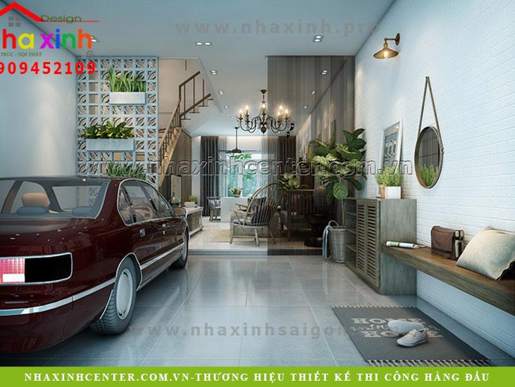 Mẫu Nhà 3 Tầng Có Gara Đẹp Chuẩn Năm 2021