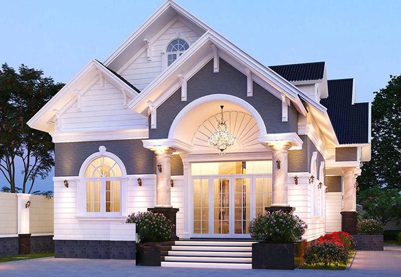 Những Mẫu Nhà Cấp 4 Mái Thái 3 Phòng Ngủ Đẹp Không Thể Bỏ Qua