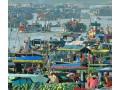 Quảng bá chợ nổi Tiền Giang bằng hình ảnh.... Thái Lan