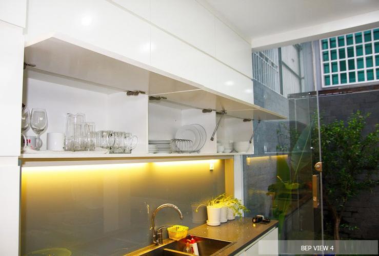 Phòng bếp nội thất nhà phố đẹp 80m2