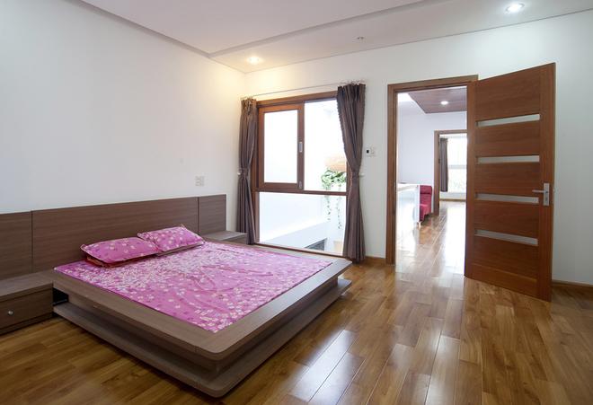 Phòng ngủ mẫu nội thất đẹp cho nhà phố hiện đại
