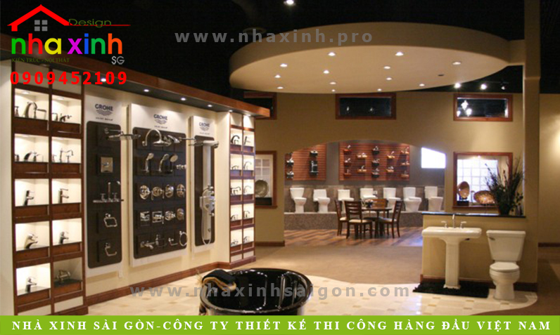 showroom nha tam