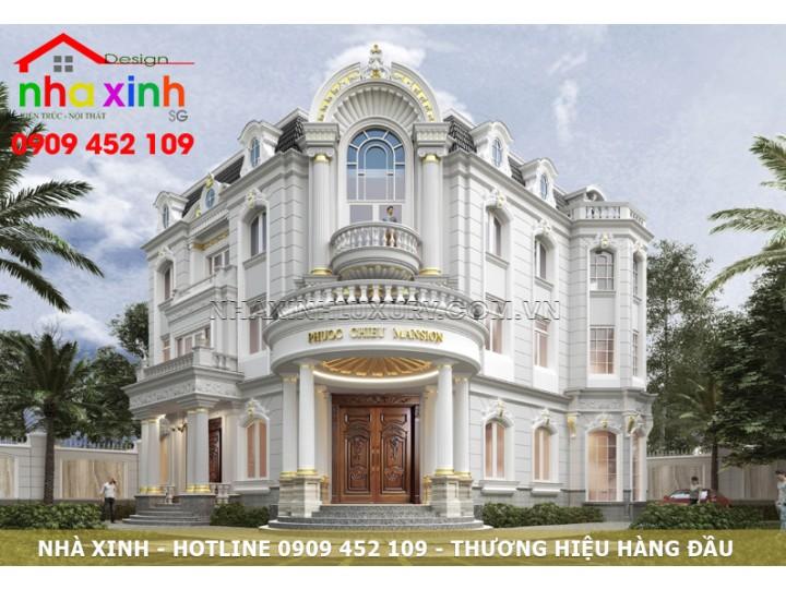 Top 7 Mẫu Biệt Thự Cổ Điển Ấn Tượng Nhất 2021 Của Nhà Xinh