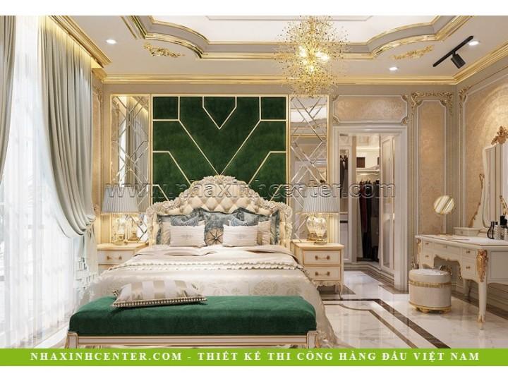 Mẫu Nội Thất Biệt Thự Cổ Điển Đẹp Đậm Chất Hoàng Gia | Anh Việt | Q.12