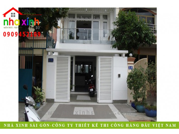 Nhà Phố Đẹp 4 Tầng   Chị Nghi   NP-126