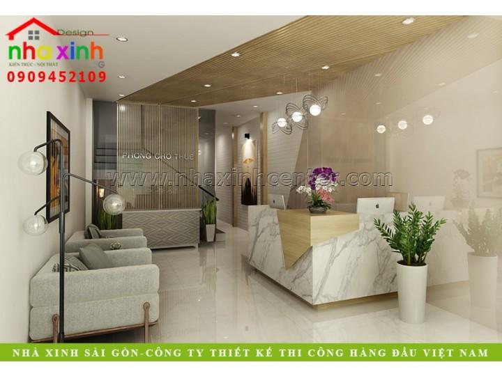 Nội Thất Nhà Phố Cho Thuê   Anh Hùng   Bình Thạnh   NT-197