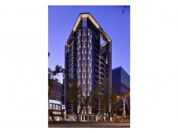 Thiết Kế Khách Sạn Hotel Pacific
