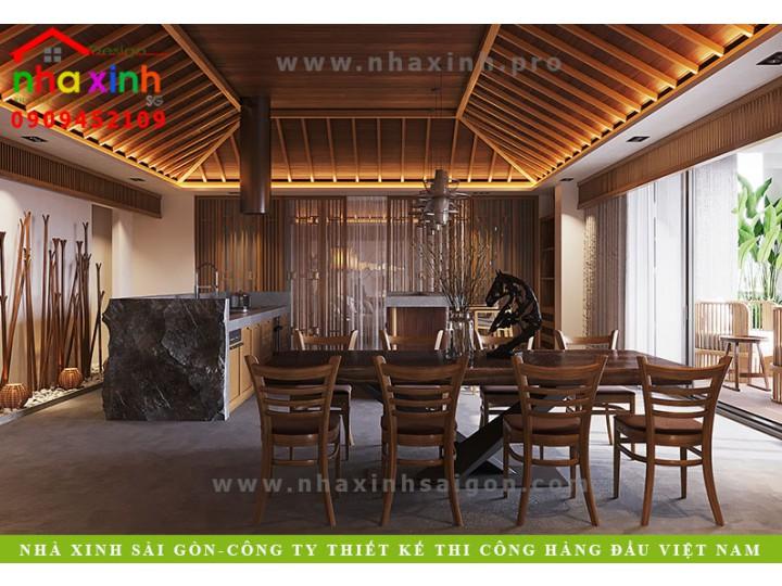 Thiết Kế Resort Biển Lăng Cô