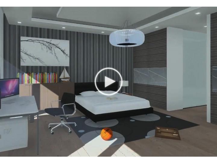 Video Mô Phỏng Thiết Kế Nội Thất Nhà Đẹp - Nhà Xinh